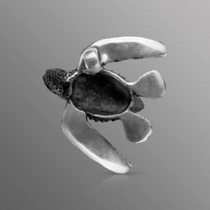 Anhänger Lederschildkröte